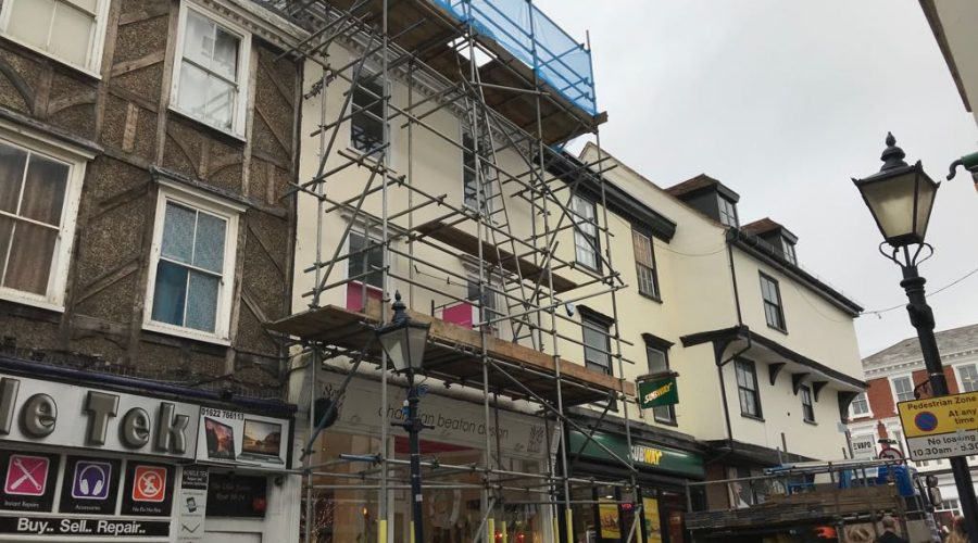 Scaffolding Facts