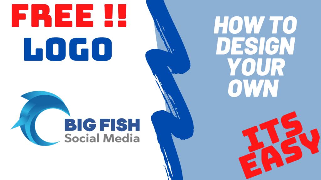 How To Design A FREE Logo